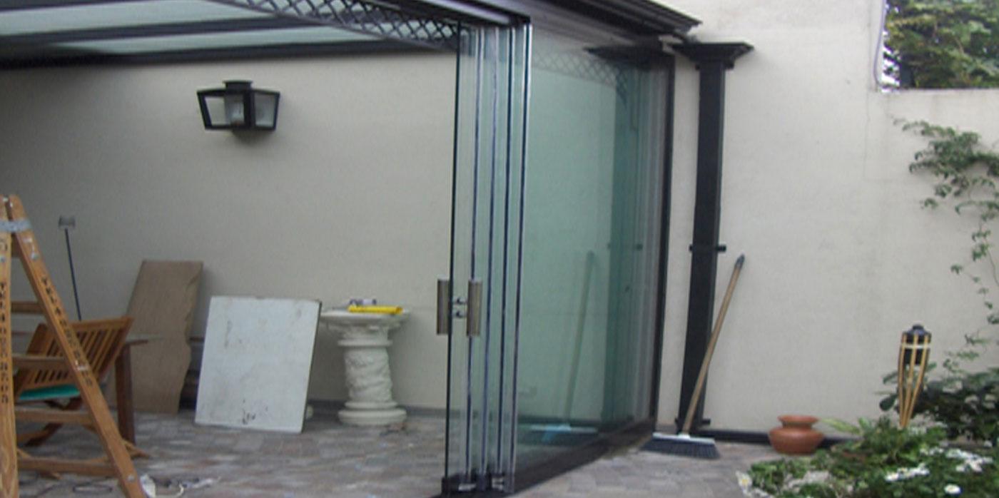 Cerramientos de aluminio lauval for Cerramiento vidrio